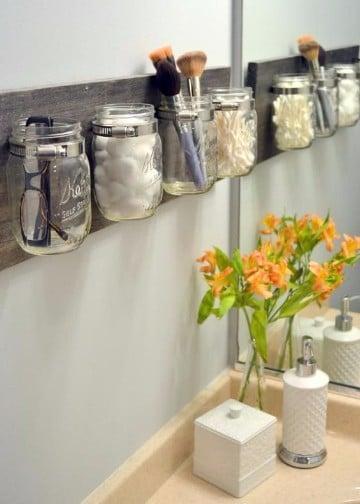 adornos para baños pequeños y economicos