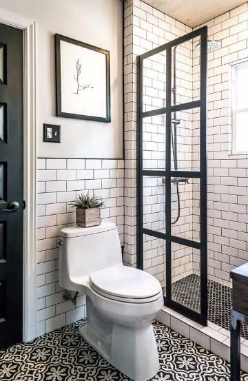 adornos para baños pequeños y elegantes
