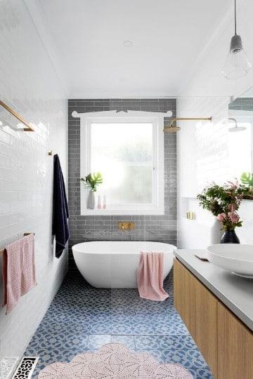 adornos para baños pequeños y modernos