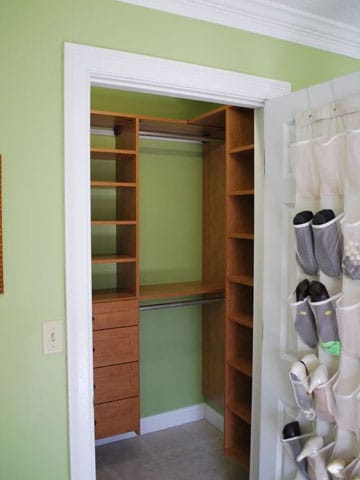 armarios para habitaciones pequeñas comodo