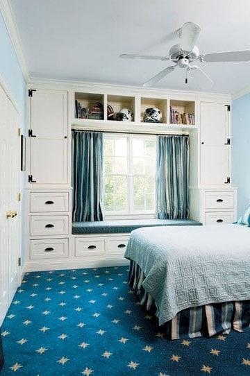 armarios para habitaciones pequeñas practico