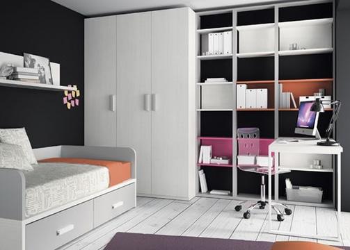 catalogos habitaciones juveniles modernas