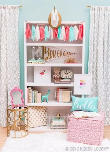 colores para dormitorios de mujer joven
