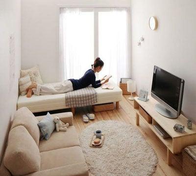 como amueblar una habitacion pequeñas ideas