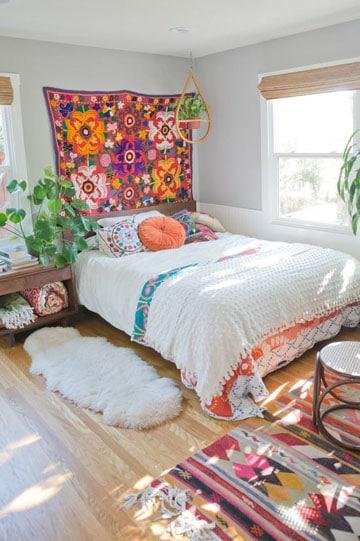 Cuatro ideas de como decorar las paredes de mi cuarto for Ideas para decorar paredes de cuartos
