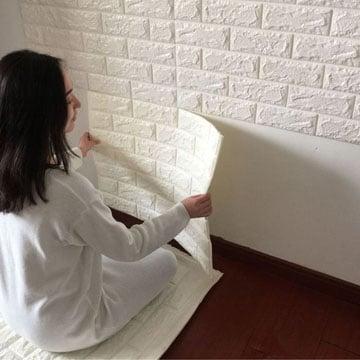 como decorar las paredes de mi cuarto con textura