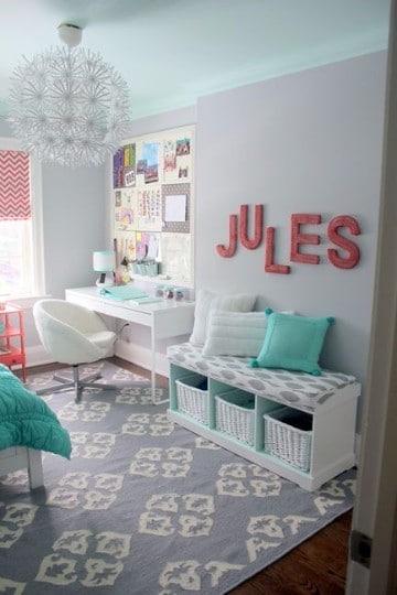 como decorar un cuarto de mujer soltera