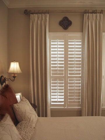 cortinas para recamara principal modernas