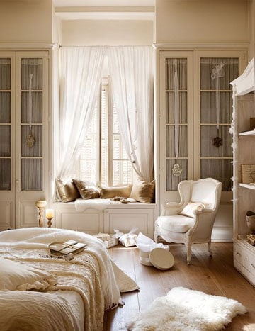 cortinas para recamara principal sencillas