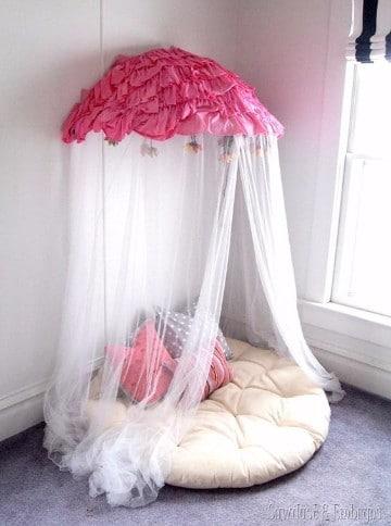 cosas para decorar el cuarto de una niña