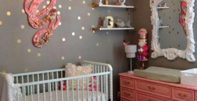 modernos y cuartos de bebes nia