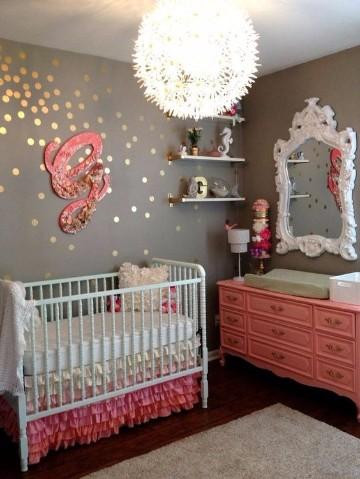 cuartos de bebes niña infantil