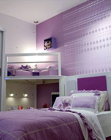 Bellas ideas para decorar cuartos juveniles de mujer for Ideas de decoracion de dormitorios