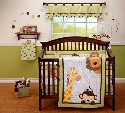 Fotos y dise os de cuartos para bebes varones como for Cuartos para ninas 2017