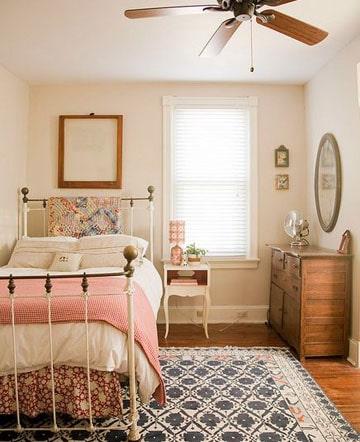 cuartos pequeños para jovenes mujeres