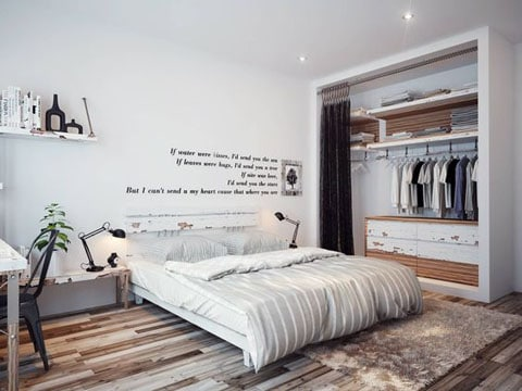 habitaciones decoradas modernas juvenil