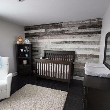 Espectaculares habitaciones para bebes varones como for Cuartos de ninas modernos
