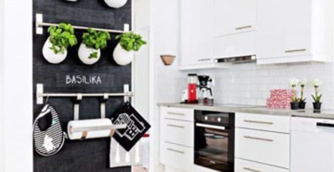 innovadoras ideas para cocinas pequeas modernas - Decoracion De Cocinas Pequeas
