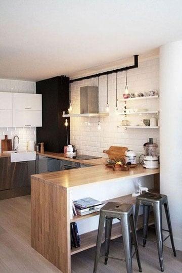 lamparas para cocina modernas simple