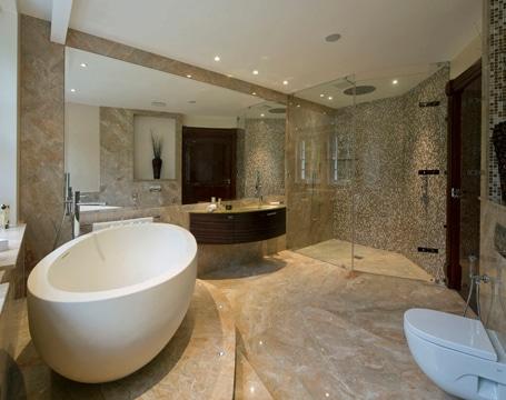 modelos de baños modernos 2016 con jacuzzy