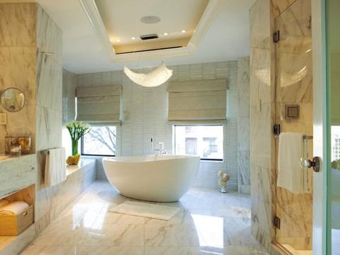 modelos de baños modernos 2016 lujoso