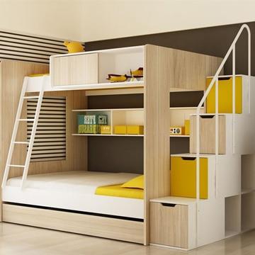 Fant sticas recamaras modernas para ni os como decorar for Habitaciones modernas para ninos