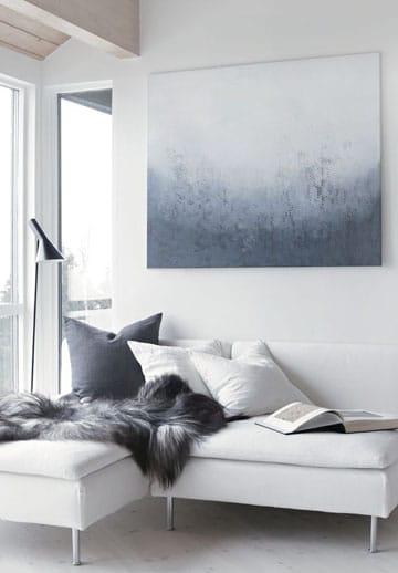 sofas para salas pequeñas moderno