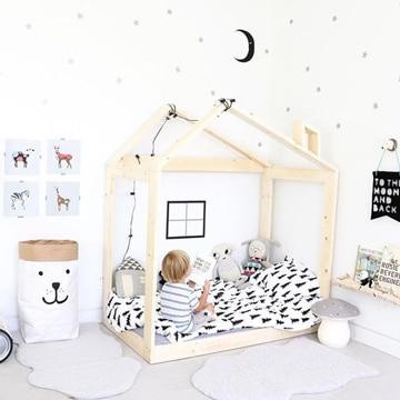 camas bajas para niños pequeños