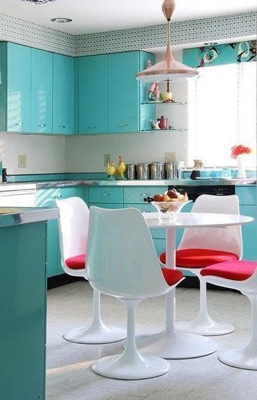 colores para cocinas modernas combinacion
