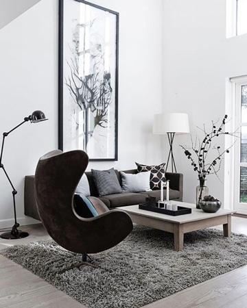 cuadros modernos para living minimalista
