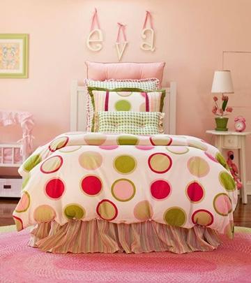 imagenes de camas para niñas cabecero sencillo