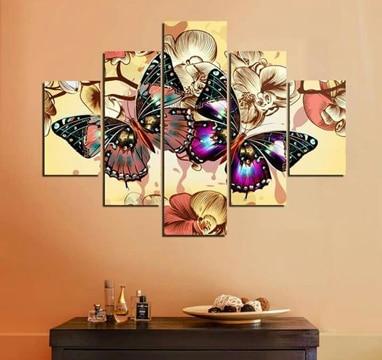 imagenes de cuadros para sala decorativos
