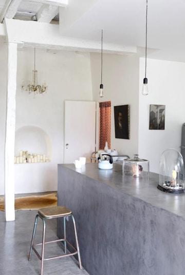 Todos los estilos de lamparas de techo para cocina como - Lamparas de techo cocina ...