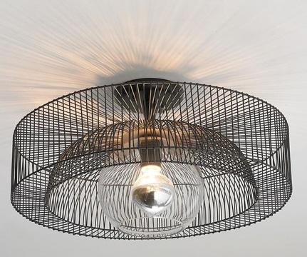 Para todos los gustos lamparas de techo para dormitorio for Lo ultimo en lamparas de techo