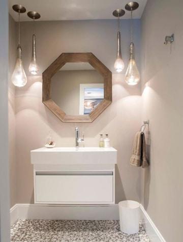 color arena para paredes de baño