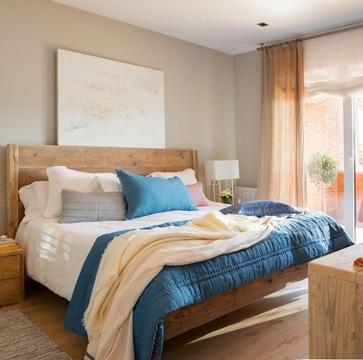 Luce tu casa con estas variedades de color arena para - Paredes de habitacion ...