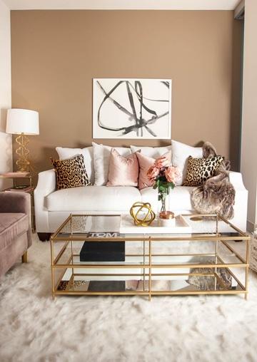 Luce tu casa con estas variedades de color arena para - Colores para pared ...