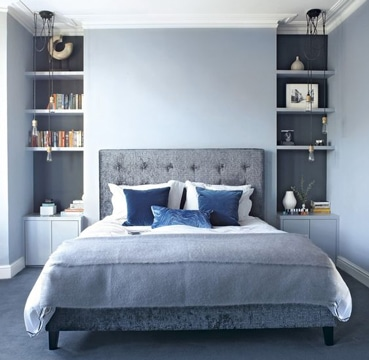 colores bonitos para cuartos modernos