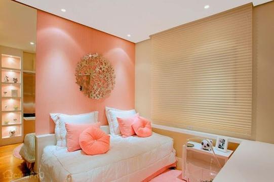 Qu te parecen estos colores para habitaciones de mujer - Color de pintura para habitacion ...