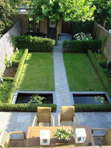 como arreglar mi jardin con terraza