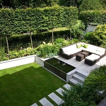 como arreglar mi jardin del patio