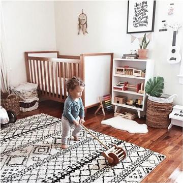 como remodelar un cuarto para niños