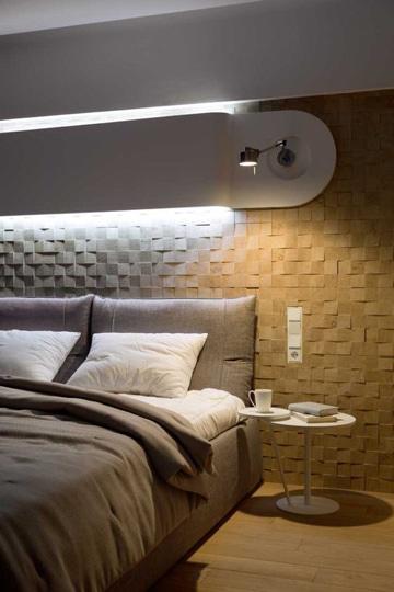 decoracion de habitaciones para adultos con textura
