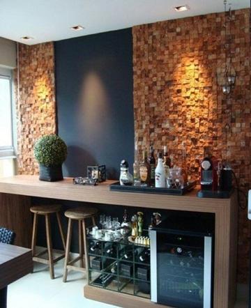 diseño de bares pequeños modernos