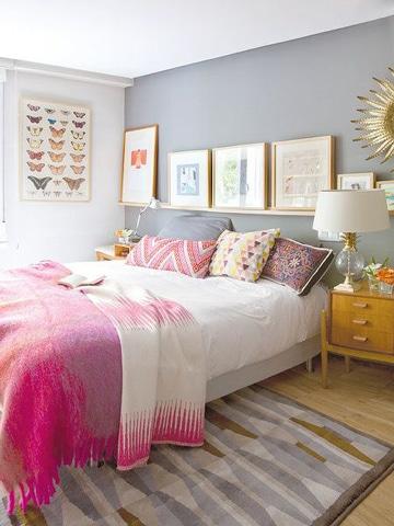 diseños de cuartos para jovenes mujeres con estilo