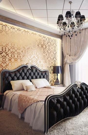 diseños de cuartos para jovenes mujeres elegantes