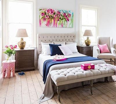 diseños de cuartos para jovenes mujeres modernos