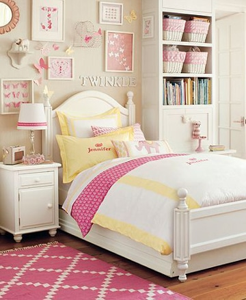 pink and yellow bedroom ideas elige entre estos dise 241 os de cuartos para jovenes 19470