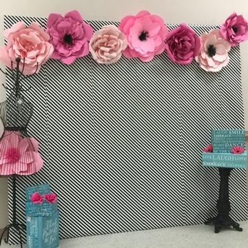 Usa estas paredes decoradas con flores para adornar tu - Paredes decoradas con papel ...