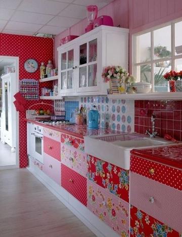 Decídete por estos vinilos para muebles de cocina originales | Como ...